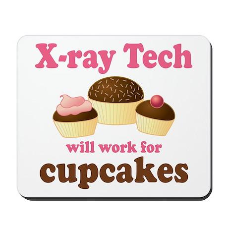Funny X-Ray Tech Mousepad