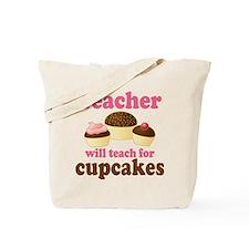 Funny Teacher Tote Bag