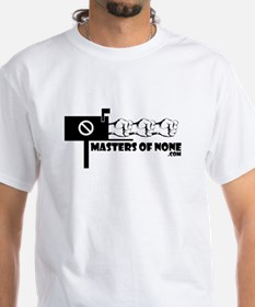 Masters Of None 3 Fists Shirt