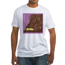 Sleeping Irish Water Spaniel Shirt