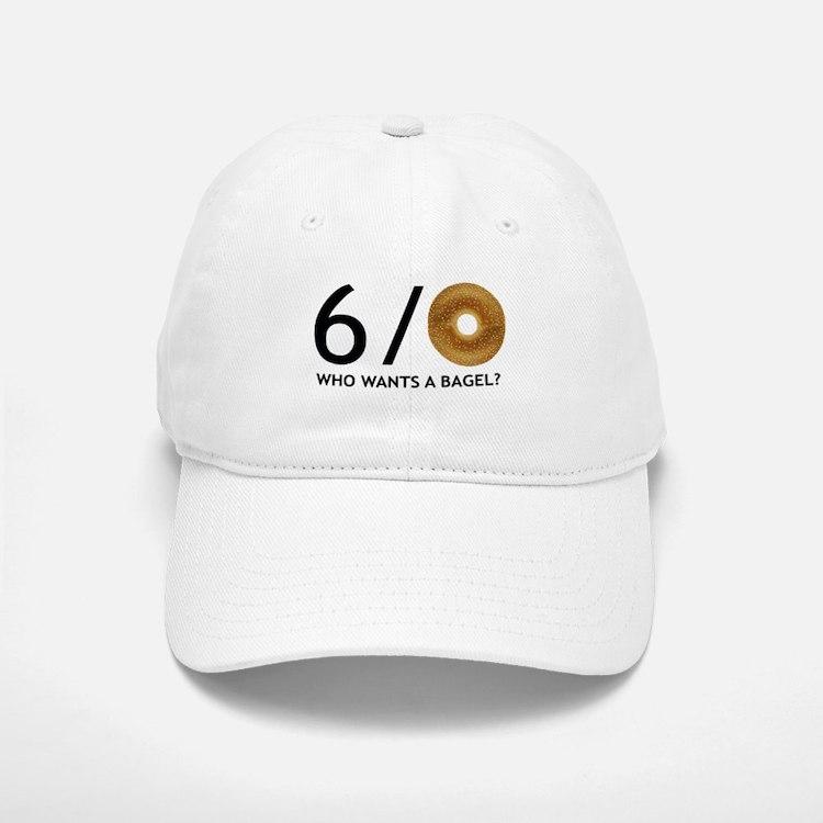 Who Wants A Bagel - Tennis Baseball Baseball Cap