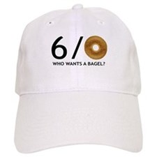 Who Wants A Bagel - Tennis Baseball Cap