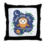 Deet, Deet, Deet Throw Pillow