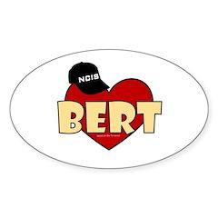NCIS Bert Decal