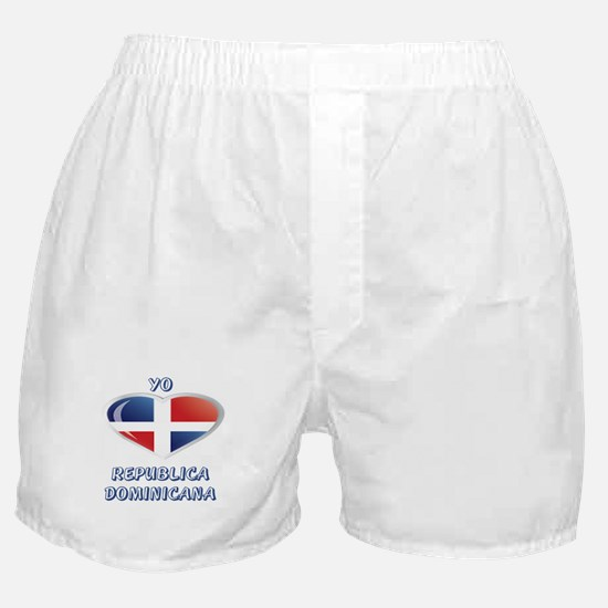 REP. DOMINICANA Boxer Shorts