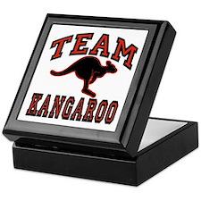Team Kangaroo Keepsake Box