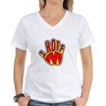 IHOTF Logo Women's V-Neck T-Shirt