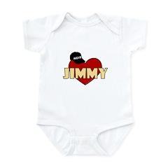 NCIS Jimmy Infant Bodysuit