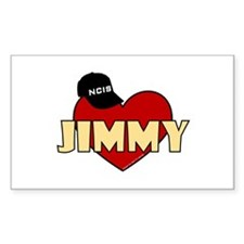 NCIS Jimmy Decal