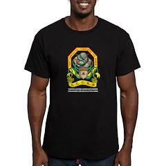 ACORN Men's Fitted T-Shirt (dark)