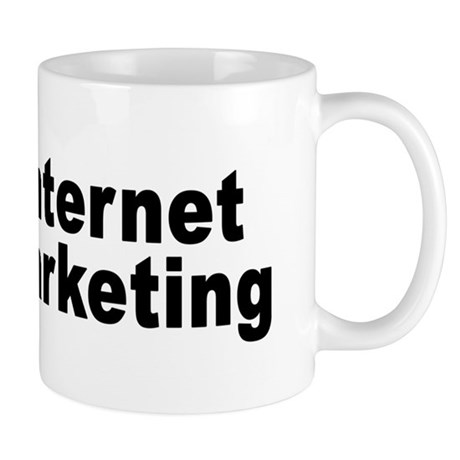 I Love Internet Marketing Mug