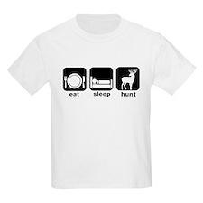 Eat Sleep Deer Hunt Deer Camp T-Shirt