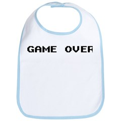 game over Bib