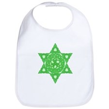 Celtic Star of David Bib
