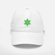 Celtic Star of David Baseball Baseball Cap