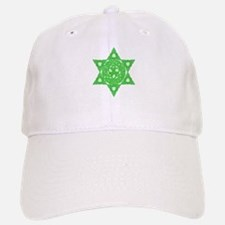 Celtic Star of David Cap