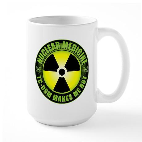 Nuclear Medicine Large Mug
