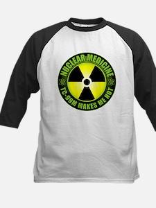 Nuclear Medicine Kids Baseball Jersey