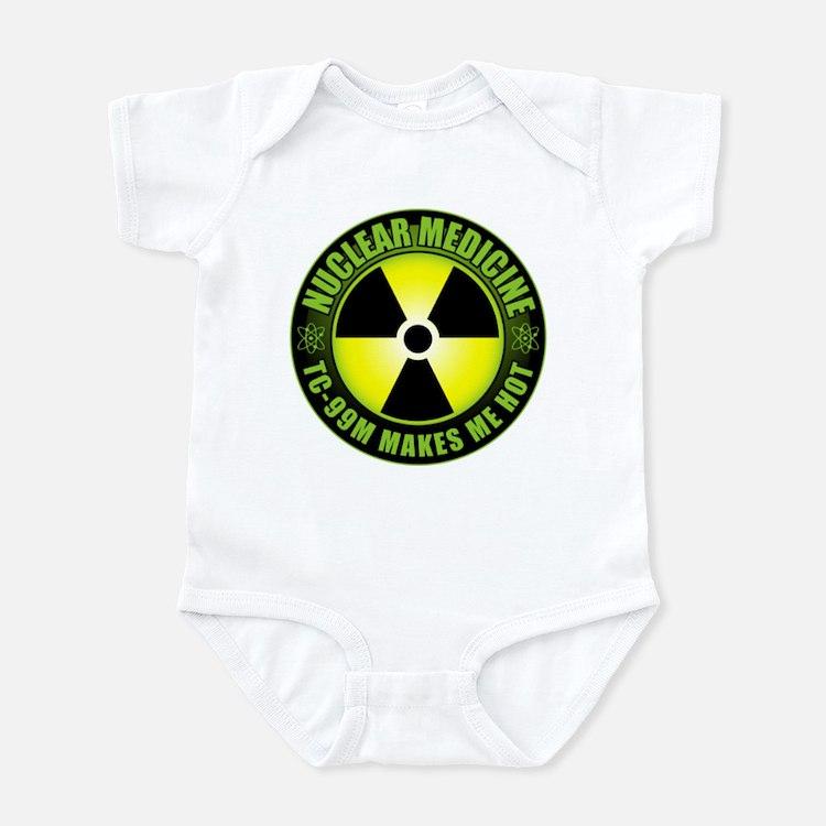Nuclear Medicine Infant Bodysuit