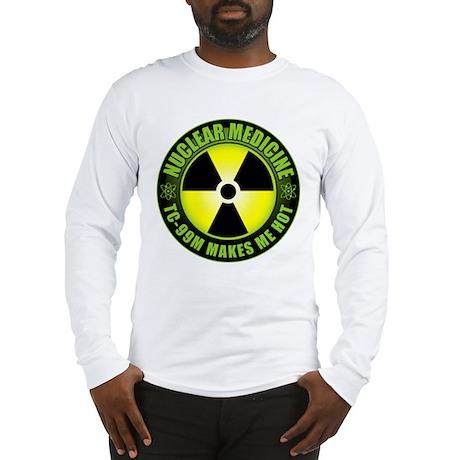 Nuclear Medicine Long Sleeve T-Shirt