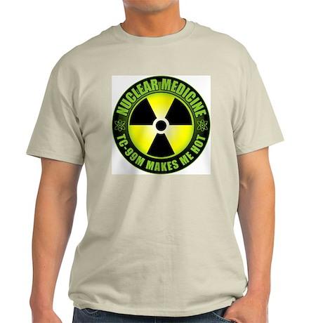 Nuclear Medicine Light T-Shirt