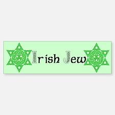Celtic Star of David Bumper Bumper Bumper Sticker
