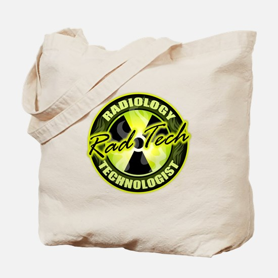 Radiology Technologist Tote Bag