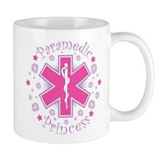 Paramedic Princess Mug