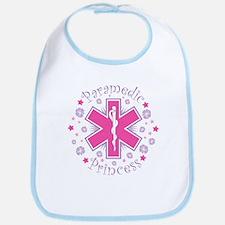 Paramedic Princess Bib