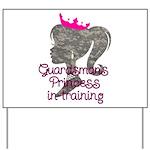 Guardsman Princess Yard Sign