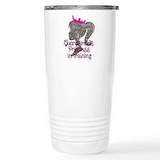 Guardsman Princess Travel Coffee Mug