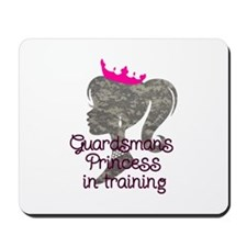 Guardsman Princess Mousepad