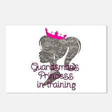 Guardsman Princess Postcards (Package of 8)