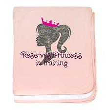 Reserves Princess Infant Blanket