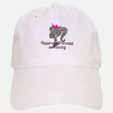 Reserves Princess Baseball Baseball Cap
