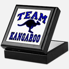 Team Kangaroo II Keepsake Box