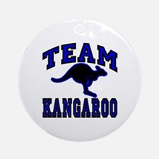 Team Kangaroo II Ornament (Round)