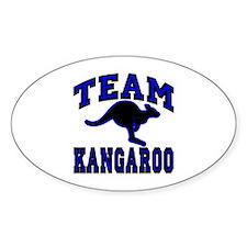 Team Kangaroo II Decal