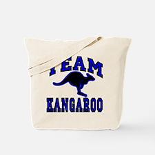 Team Kangaroo II Tote Bag