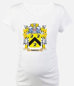 Shires Family Crest - Coat of Ar Shirt