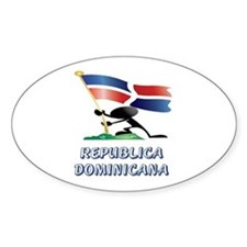 REP. DOMINICANA Decal