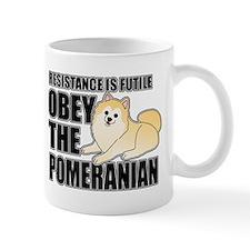 Pomeranian Small Mug