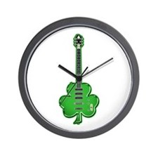 sham ROCKS! Wall Clock