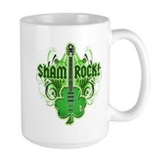 sham ROCK Grunge Mug