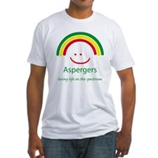 Aspergers .. on the Spectrum Shirt
