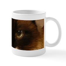 Ragdoll Cat Eyes Mug