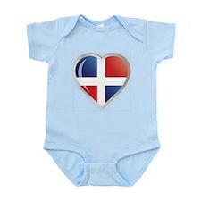 REP. DOMINICANA Infant Bodysuit