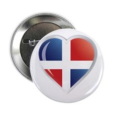 """REP. DOMINICANA 2.25"""" Button (10 pack)"""