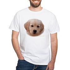 GOLDEN RETRIEVER HEAD STUDY PUP FACE Shirt