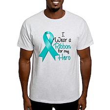 Hero - Gynecologic Cancer T-Shirt